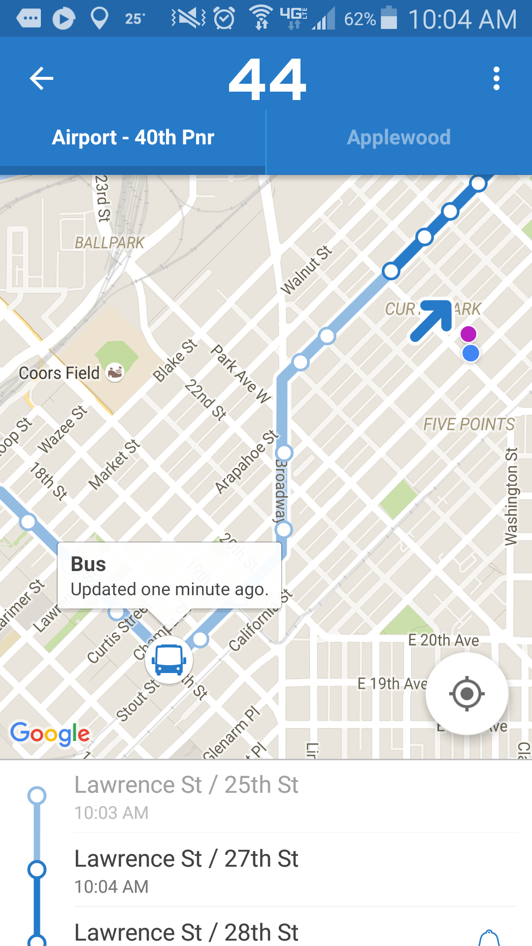 Inc transportation notes january 14 2016 inter neighborhood real time transit info comes to rtd steve szczecina rtd acting digital communications manager its been a long time in the making but real time transit malvernweather Choice Image